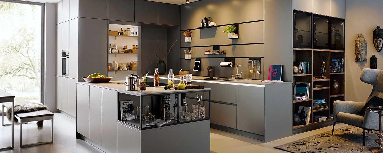Küchen von Schüller Nobilia mit Küchenplanung - Startseite