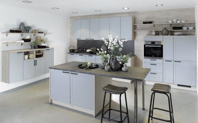 Küchen von Nolte Schüller Nobilia mit Küchenplanung - günstige ...