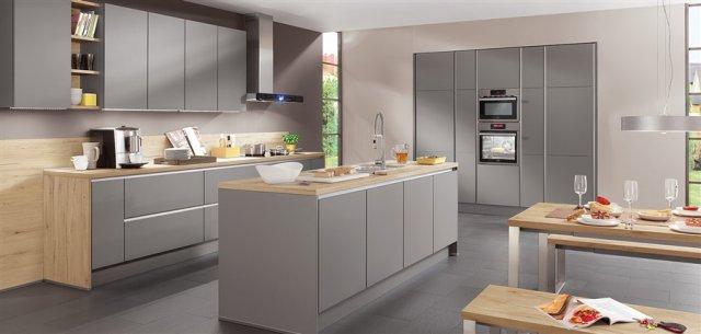Küchen - günstige Küchen Einbauküchen - Nobilia Küchen - Küchen