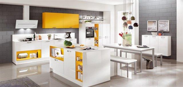 günstige Küchen Einbauküchen - Nobilia Küchen - Günstige Küchen ...