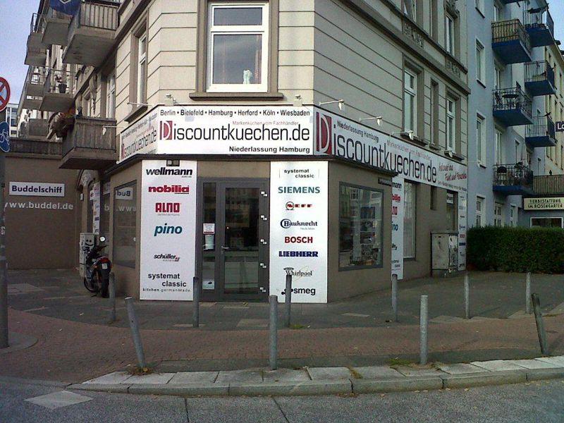 Küchenstudio Hamburg Eppendorf