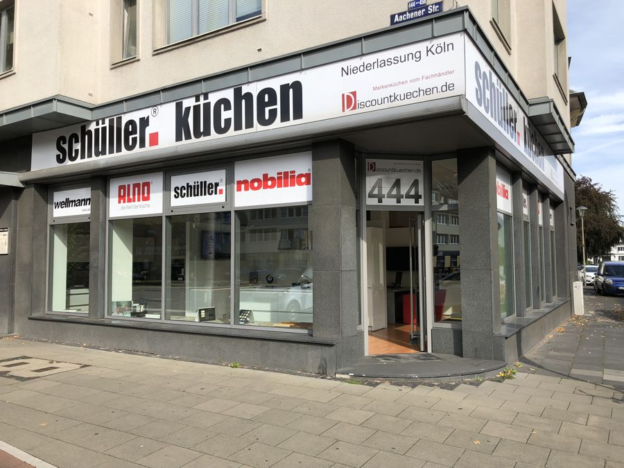 Kuchen Von Nolte Schuller Nobilia Mit Kuchenplanung Studio Koln
